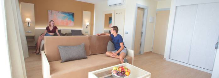 JUNIOR SUITE WITHOUT JACUZZI HL Suite Nardos Hotel Gran Canaria
